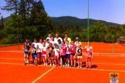 Teniska škola Vrbovsko - održano natjecanje 22.06.2017. godine