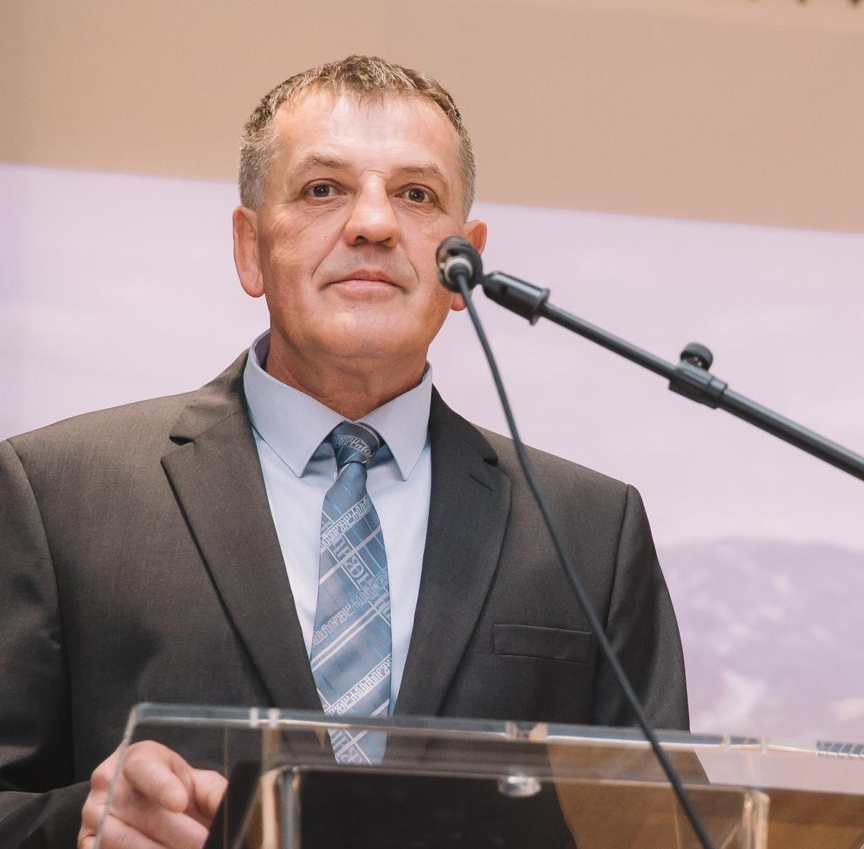 Dražen Mufić, gradonačelnik